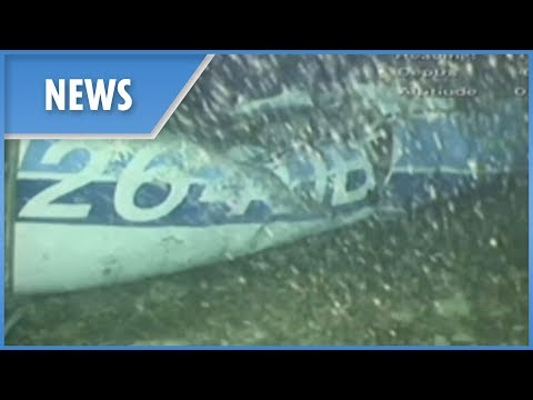 Sala plane divers have today found a body inside wreckage