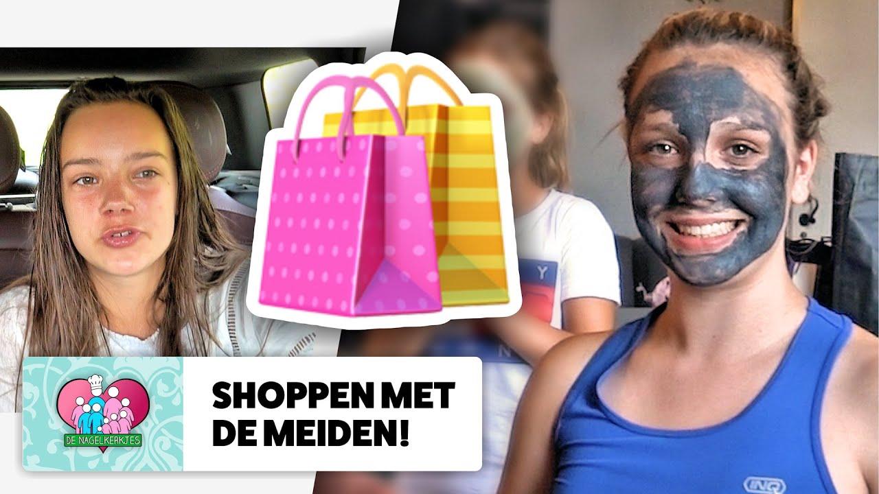 SHOPPEN met Merel en Eline in ROOSENDAAL! 🛍 - #657