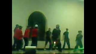 Timbaland FT Magoo FT Fat Man Scoop - Drop dança do grupo HPquadrado