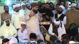Jaise Mere Sarkar Hain(Exclusive)- Owais Raza Qadri-Sindh Mehfil