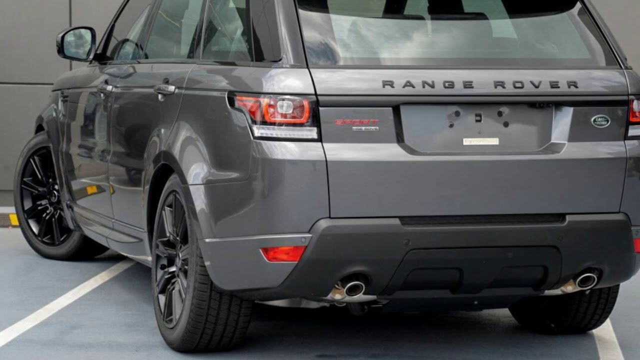 Range Rover Sport L494 Wiring Diagram