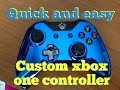 Quick and Easy Custom Xbox One Controller (SCUF Grip)