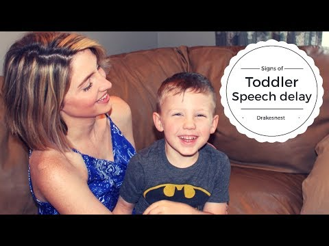 Signs Of Toddler Speech Delay