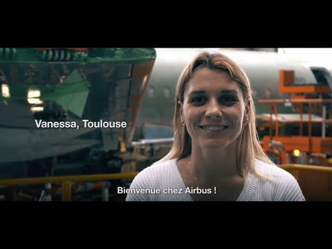 Airbus welcomes new CSeries colleagues