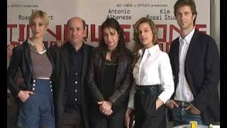 """Photocall del film """"QUESTIONE DI CUORE"""" di Francesca Archibugi - WWW.RBCASTING.COM"""