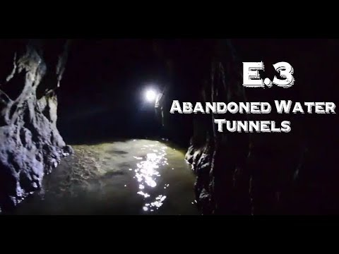 Los Angeles Abandoned Water Tunnels   LA Hikes   Ep. 3