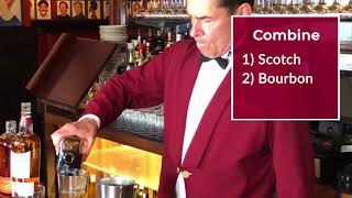 How to Make a Broadway Cocktail: The Children