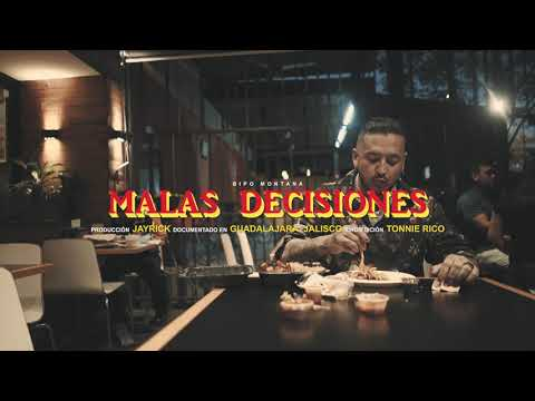 Bipo Montana - Malas Decisiones (Video Oficial)