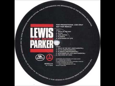 Lewis Parker - Walk In The Sky