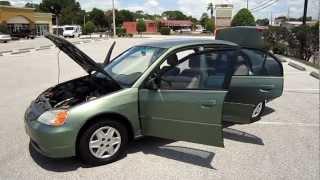 SOLD 2003 Honda Civic LX Manual 5 Speed Meticulous Motors Inc Florida For Sale