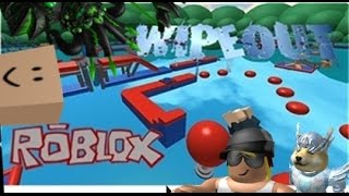 Family Game Nights Plays: Roblox - Longest Wipeout in Roblox (PC)