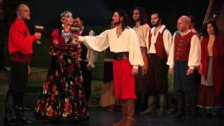 Спектакль театра Ромэн