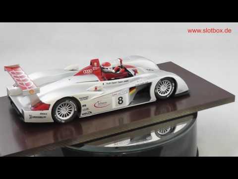Slotit CW19 Audi R8 LMP