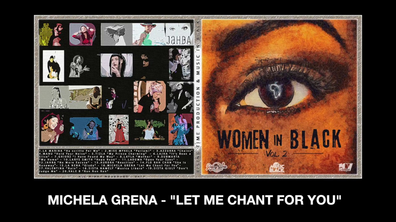 Michela Grena – Let me Chant for you (Women in Black vol.2)