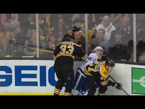 NHL: Best hits, fights and fouls of 2018