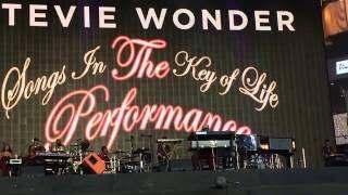 Stevie Wonder - Isn't She Lovely @ BST Hyde Park London, 10/07/2016 [HD]