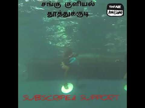 Tuticorin pearl crabing video