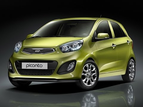 kia picanto 2013 review interior exterior performance youtube. Black Bedroom Furniture Sets. Home Design Ideas