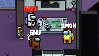 Simon THIRD IMPOSTOR