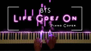 BTS - Life Goes On (Piano Cover)