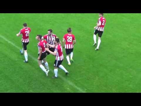 Finn Harps 0-5 Derry City (12-08-2016)