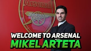 Welcome Back To Arsenal Mikel Arteta | Troopz & DT