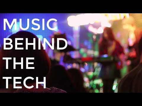 Music Behind the Tech: Laura Santamaria, Software Developer
