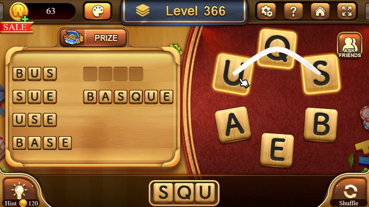Word Connect Level 366 Youtube