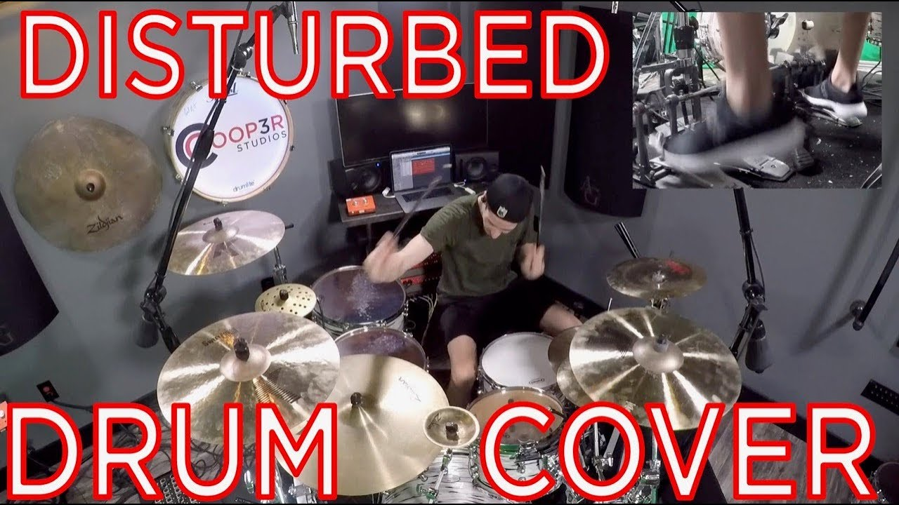 Disturbed - Drum Cover - No More