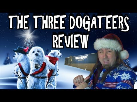 The Three Dogateers Review