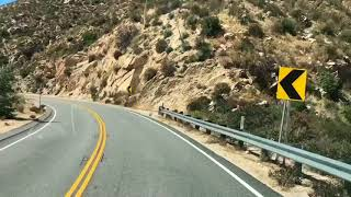 The Angeles National Forest
