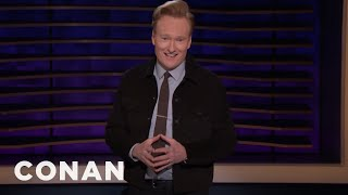 Conan: Don't Let Trump Speak At My Funeral - CONAN on TBS