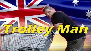 SHOULD THIS AUSSIE HERO BE PUNISHED?! (Trolley Man Melbourne - Aussie Reacts)
