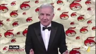 Caso - Petacci, Vauro solidarizza con Gnocchi