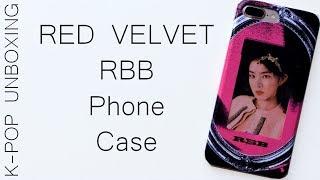 Baixar Red Velvet RBB Phone Case (Irene) | Unboxing