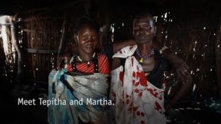 Meet Tepitha and Martha