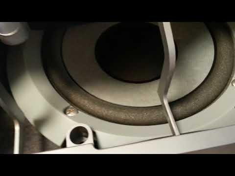 Колонка четырехполосная от музыкального центра Panasonic ак-45.№51