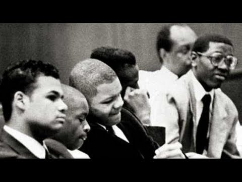 Central Park 5: New Film On How Police Abuse, Media Frenzy Led To Jailing Innocent Teens 2/2