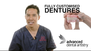 Standard vs. Customised Dentures