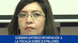 ENTREGA DE USD 13,5 MILLONES DE DÓLARES NO EXIME DE INVESTIGACIÓN