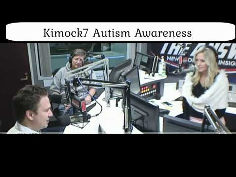 Kimock7 LIVE on Talk Radio STUDIO CAM VERSION