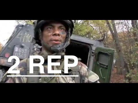 Le 2 REP , Les Légionnaires Parachutistes, un Reportage de 52 '