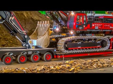 RC Truck Excavator