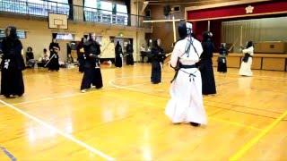 Kendo Keiko - Felisardo in Japan - Tokyo Nerima Higashi-Oizumi-Kenyukai