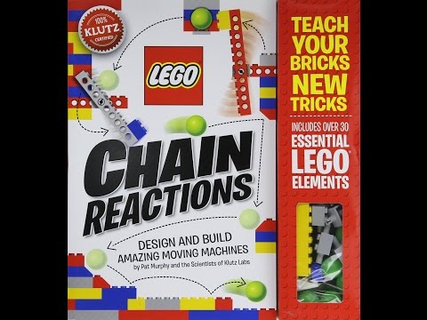 Quintopple Demonstration From Chain Reactions Activity Book