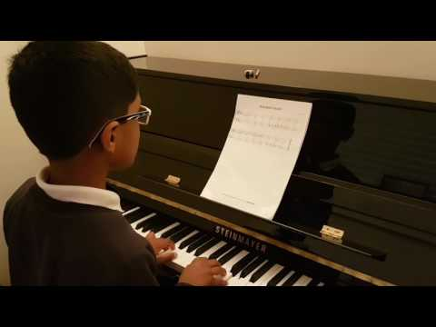 Young Pianist Rahul Jey - Eddie Rudak, Piano Lessons Derby
