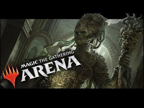 GRAVEYARD BASH | Magic: The Gathering Arena Beta Gameplay [2]