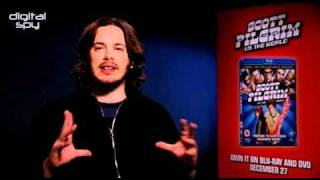 Edgar wright: 'i gave up gaming to write shaun of the dead'