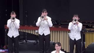 京都両洋高校HERZ / 挑戦する私学 2020-10-04 /♪ シンフォニックバンドのためのパッサカリア♪歌劇「アンドレア・シェニエ」より