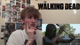 The Walking Dead Season 7 Episode 12 - 'Say Yes' Reaction